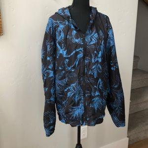 H&M Windbreaker jacket size L
